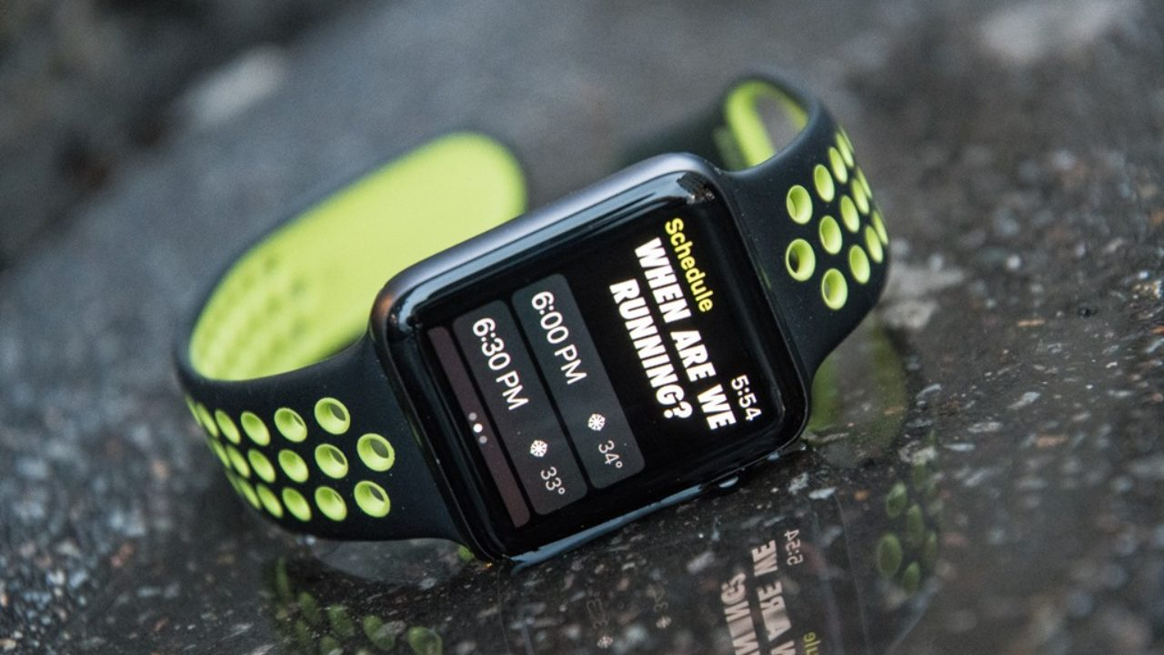 Apple Watch Series 2 and Nike+ Edition: Sport & Fitness In