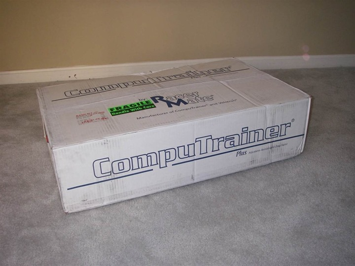 CompuTrainerUnboxing