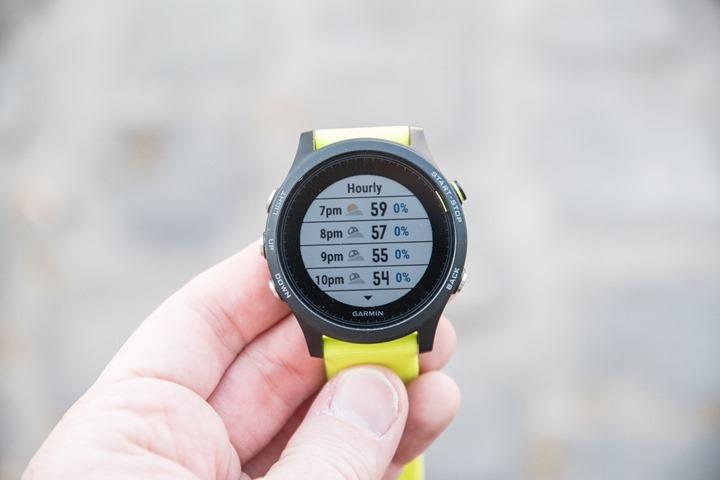 Garmin-FR935-WeatherWidget