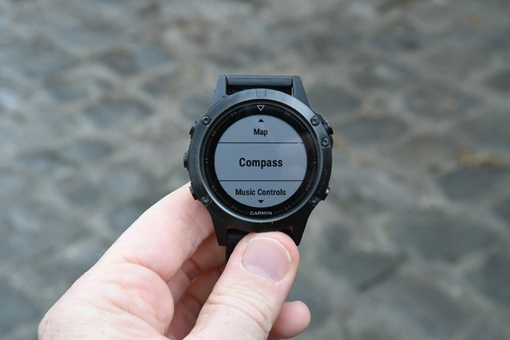 e84f2095d69 Garmin Fenix 5 5S 5X In-Depth Review