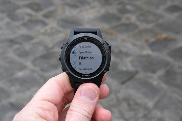 Garmin-Fenix5-Triathlon-Mode