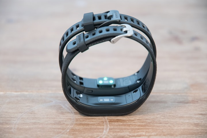 Garmin Vivosmart 3 Activity Tracker In-Depth Review | DC Rainmaker