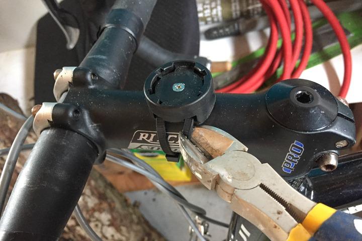 BikeMountRemoval