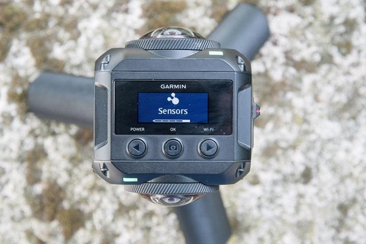 Garmin-VIRB-360-ANT-Sensors