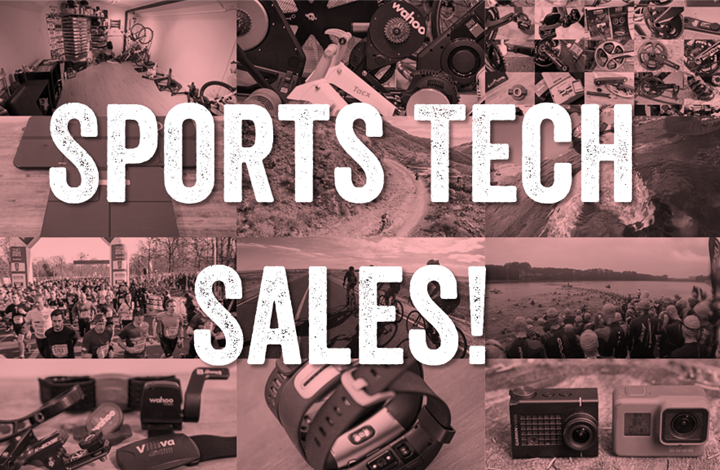 The latest sports tech deals!