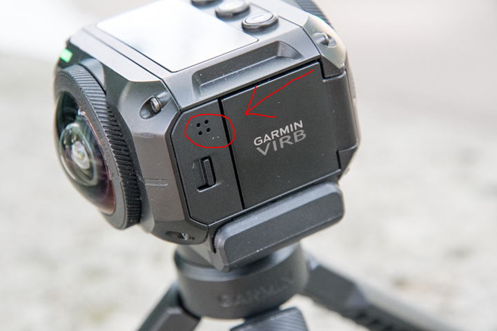Garmin VIRB K Action Cam InDepth Review DC Rainmaker - Spinning a camera whilst snapping a photo has some seriously cool results