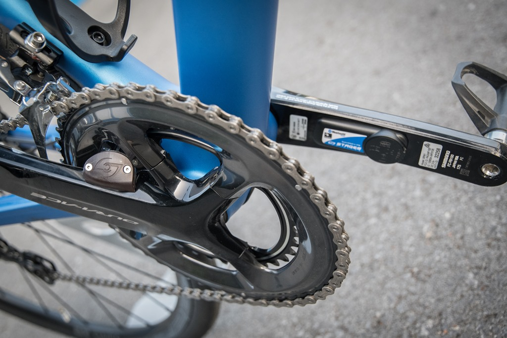 b6cca05698b Today Stages (finally) announced their long seen but never sold dual  left/right power meter, the Stages LR. This new system simply adds in  right-side ...