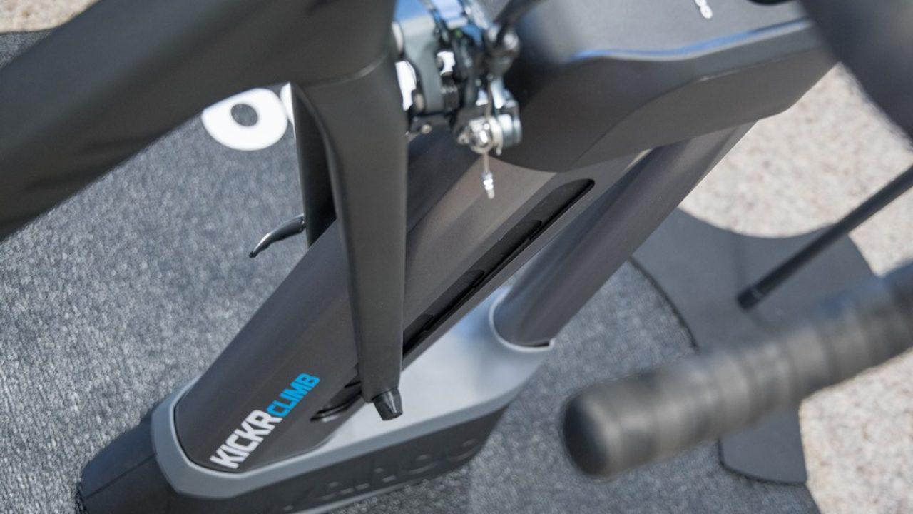 Hands-on: Wahoo's new KICKR CLIMB Incline Simulator | DC