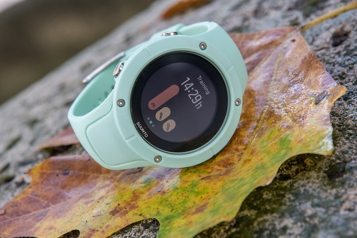 551b044680d Suunto Spartan Trainer Wrist HR In-Depth Review (It's a full ...