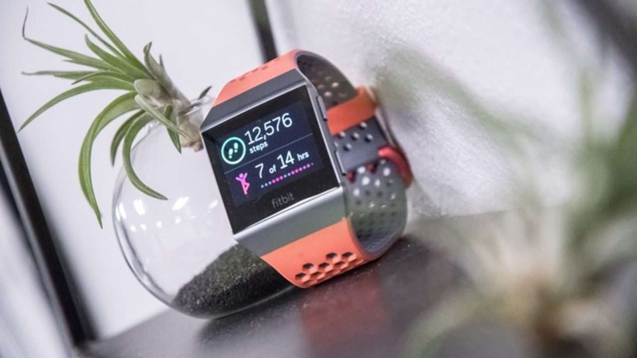 Fitbit Ionic GPS Smartwatch In-Depth Review | DC Rainmaker