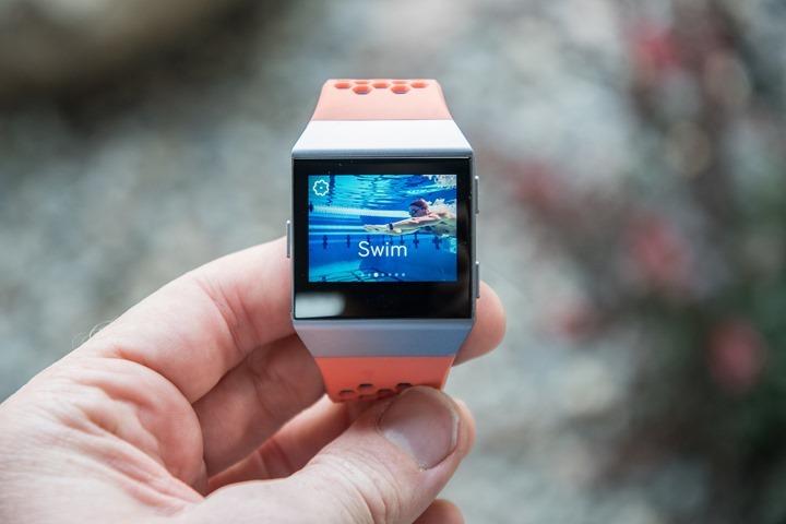 Fitbit-Ionic-Swim