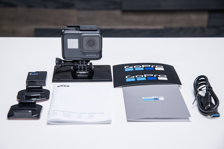GoPro-Hero6-Black-Unboxed-Components