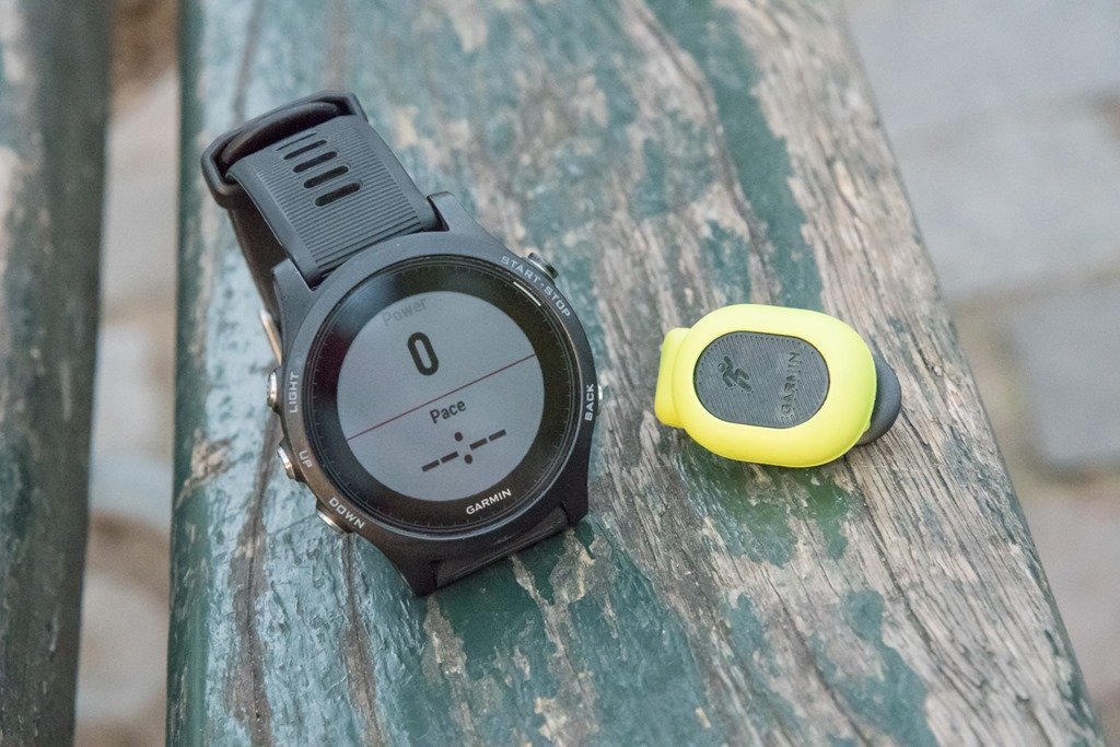 a9f370301 Last week at the ANT+ Symposium, Garmin opened up the curtains on their  planned entrance into the running power market, which they'll soon make  available on ...