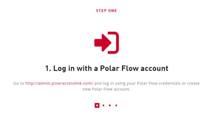 Polar Announces Open API for App Access to Polar Flow   DC