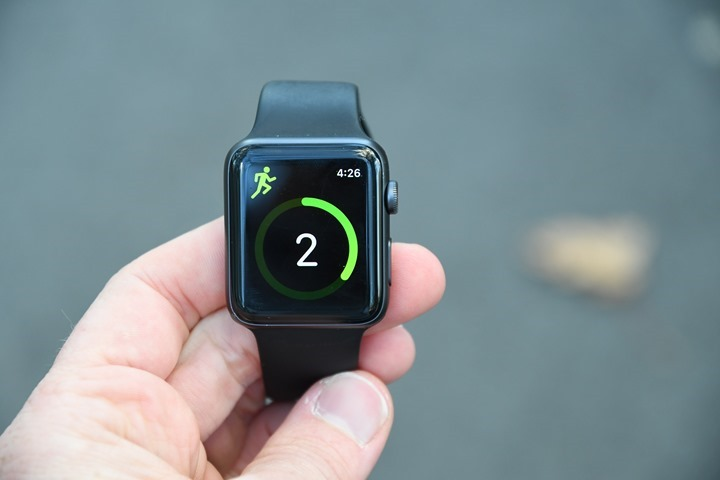 AppleWatchSeries3-CountDownWorkoutStart