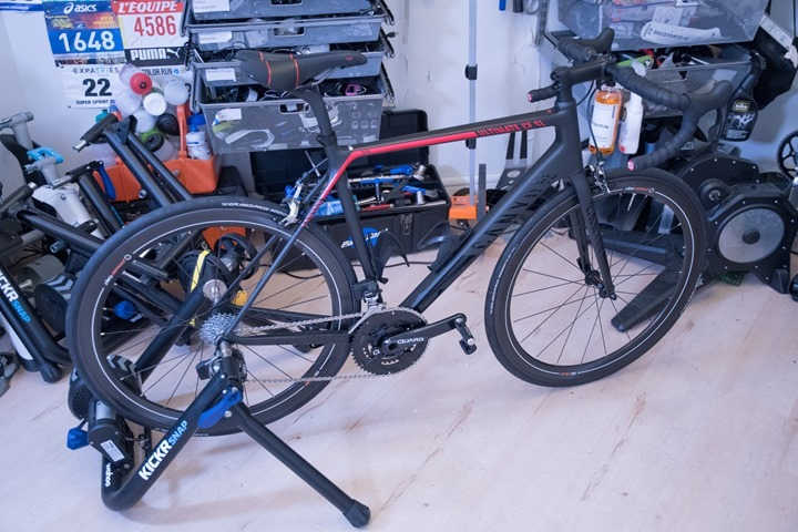 The New Bike Build is Complete: All the details! | DC Rainmaker