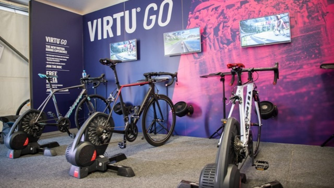 Hands-on with VirtuGO: Is it a viable Zwift competitor?   DC