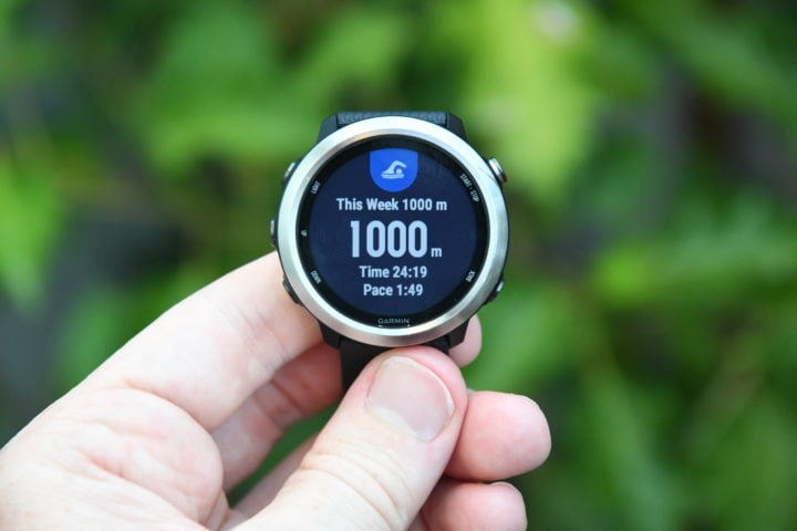 Garmin Forerunner 645 Music GPS Running Watch In-Depth