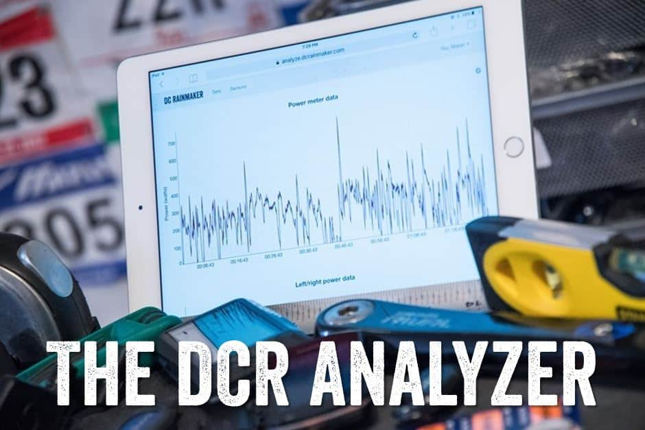 The DCR Analyzer