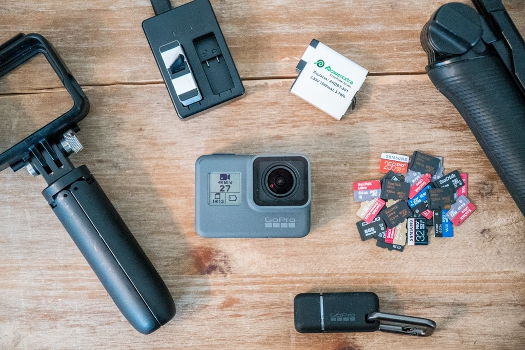 My 6 Favorite Action Cam Accessories I Use Daily | DC Rainmaker