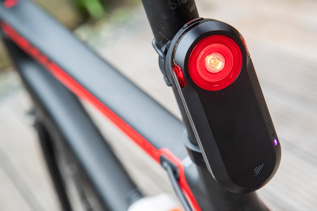 Garmin Varia RTL510 Radar/Cycling Light In-Depth Review | DC