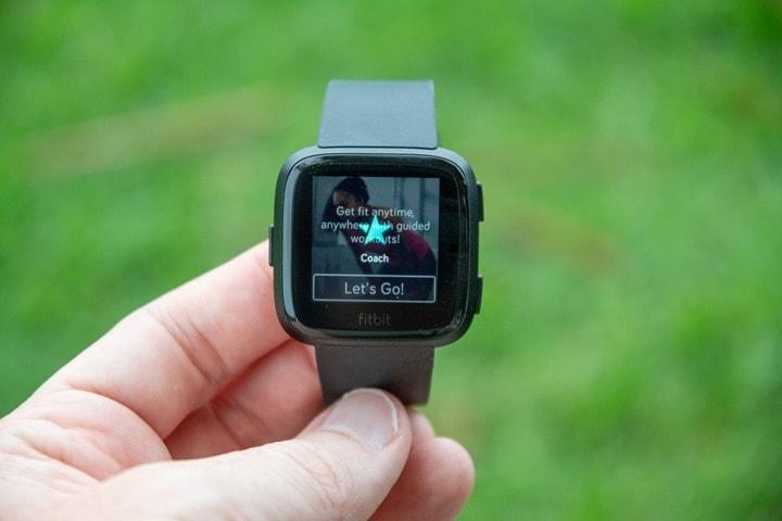 Fitbit-Trainer-App