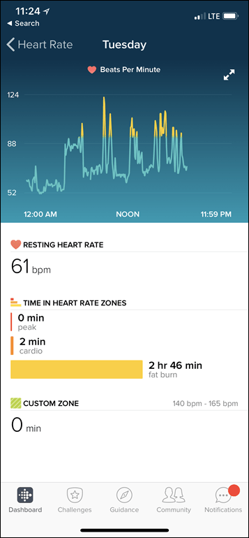 Fitbit-Versa-Heart-Rate-App