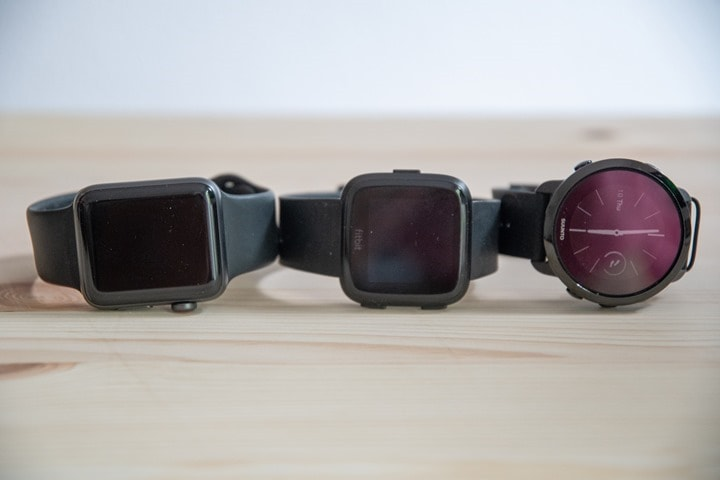FitbitVersa-AppleWatch-Suunto3Fitness-Front