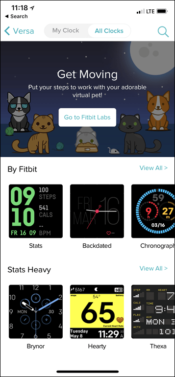 FitbitVersa-WatchFaces-Apps