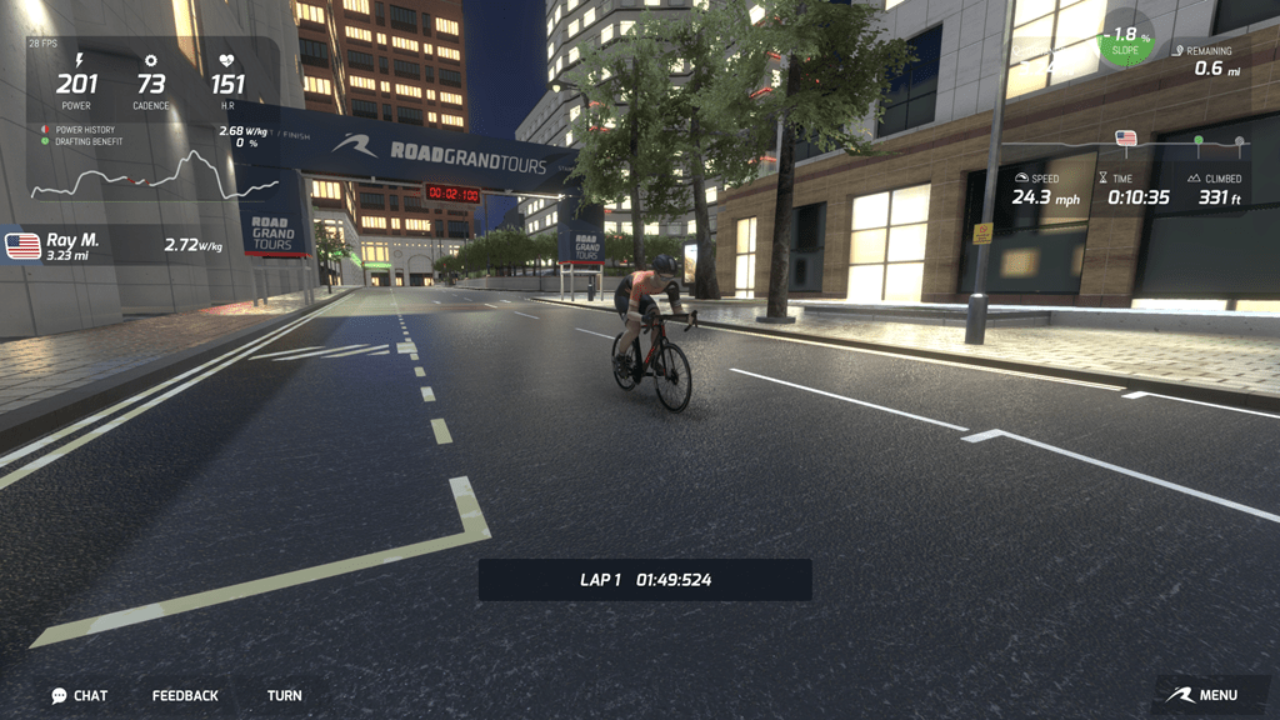 Hands-on with Road Grand Tours and their new update: Is it a viable