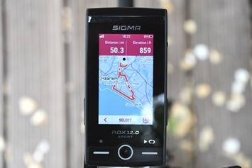 SIGMA ROX 12 0 Sport Cycling GPS In-Depth Review | DC Rainmaker
