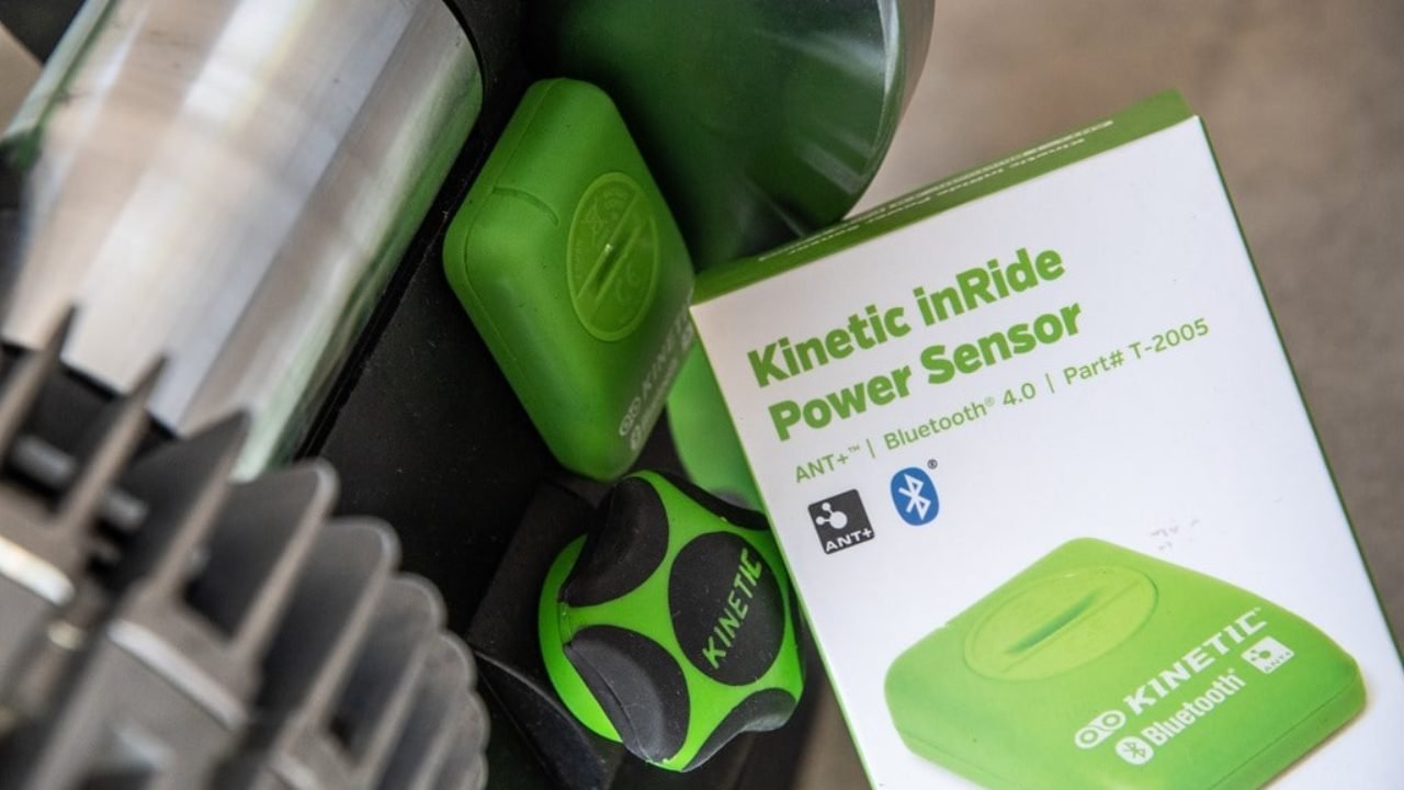 Hands-on: Kinetic inRide V3 and Smart Trainers now support