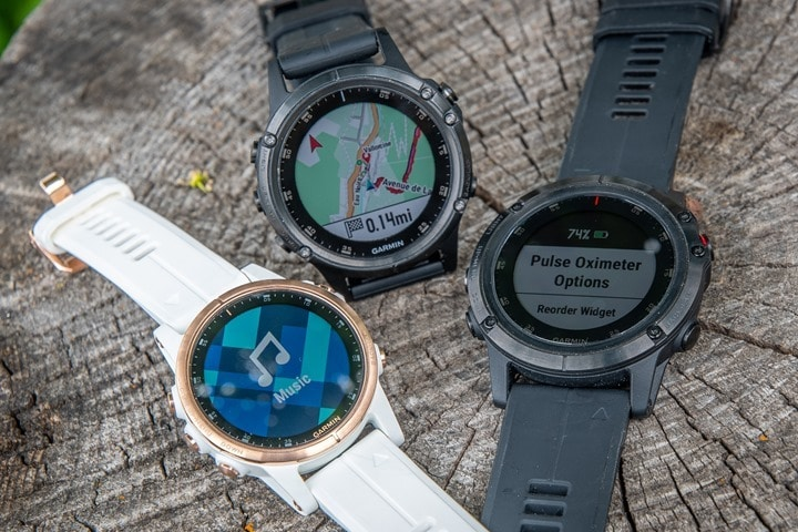 Garmin Fenix 55s5x Plus In Depth Review With Maps Music