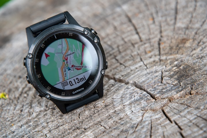 Garmin Fenix 5/5S/5X Plus In-Depth Review (with Maps, Music