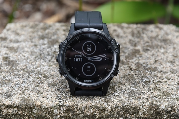 garmin fenix 5 5s 5x plus in depth review with maps music