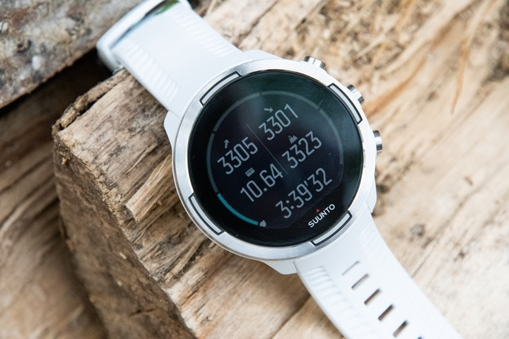 Suunto 9 Baro Multisport Gps In Depth Review Dc Rainmaker