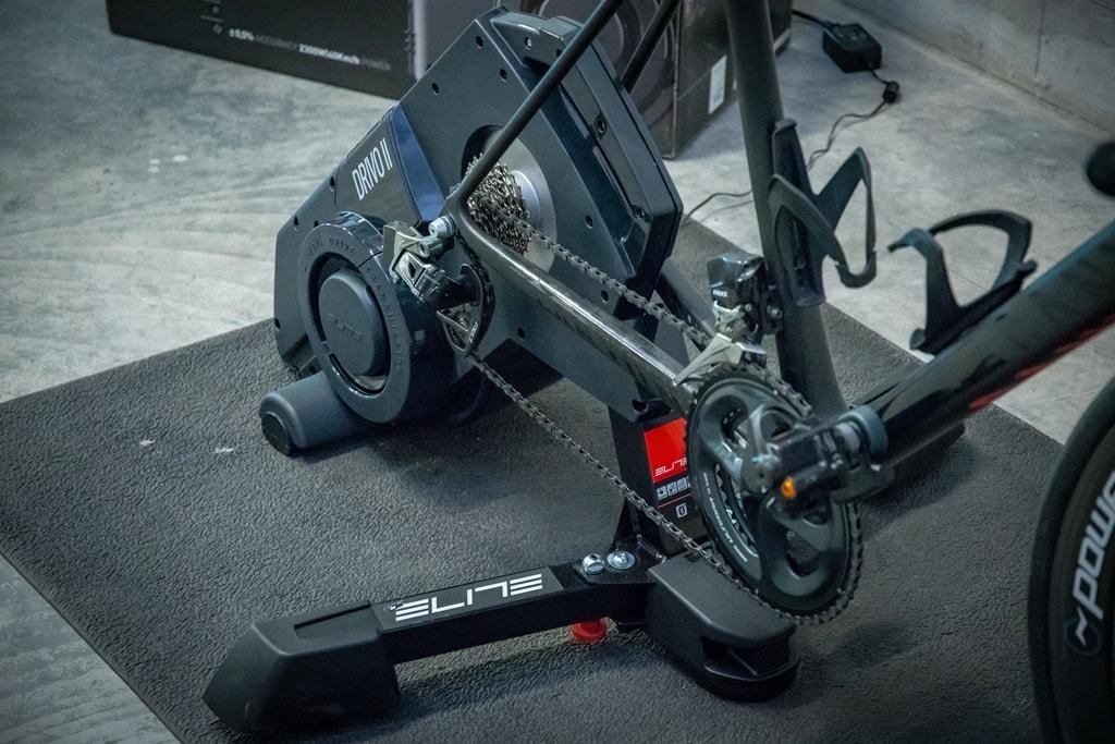 Elite Drivo II Smart Trainer In-Depth Review   DC Rainmaker