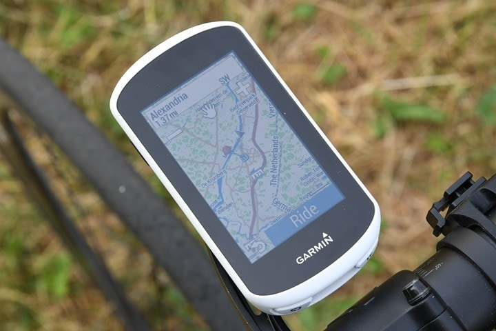 Garmin's 9 Edge Explore Full Mapping Navigation Bike GPS: Everything