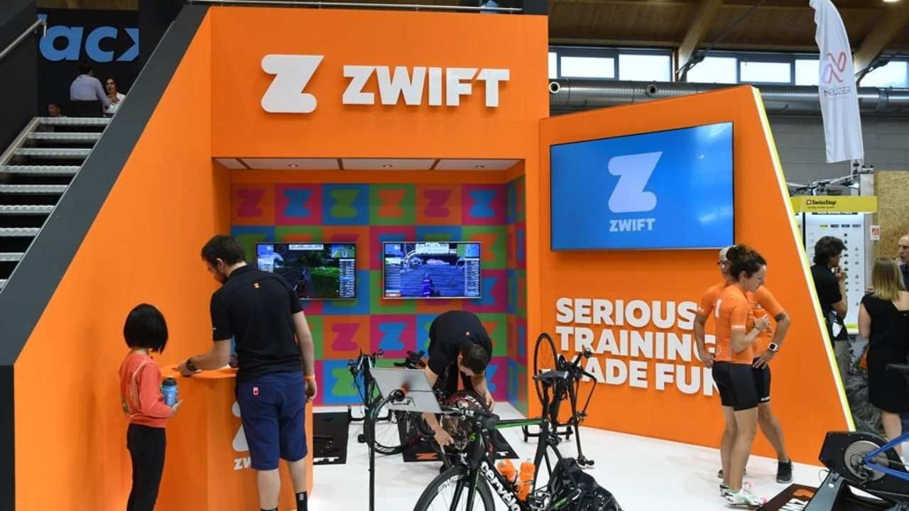 Zwift Tidbits from Eurobike: New course specifics, real-life course
