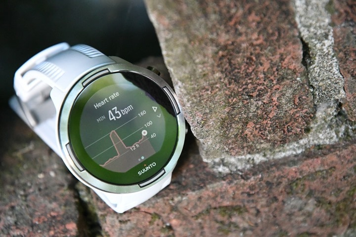 Suunto 9 Baro Multisport GPS In-Depth Review | DC Rainmaker