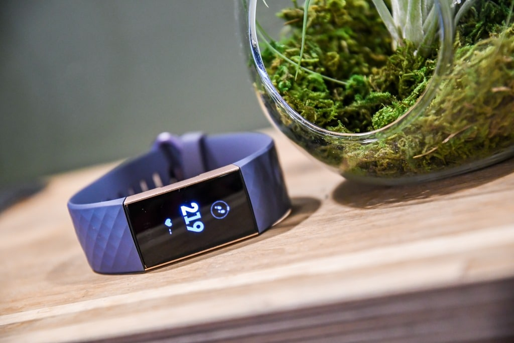 First Look: Fitbit Charge 3 Activity Tracker with SpO2