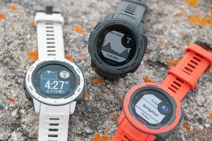 b0c5616dcd2 Garmin Instinct GPS Watch In-Depth Review