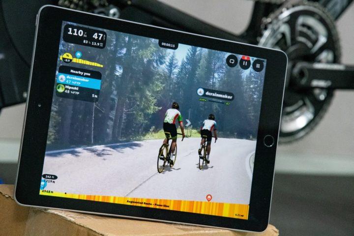 CycleOps Virtual Training