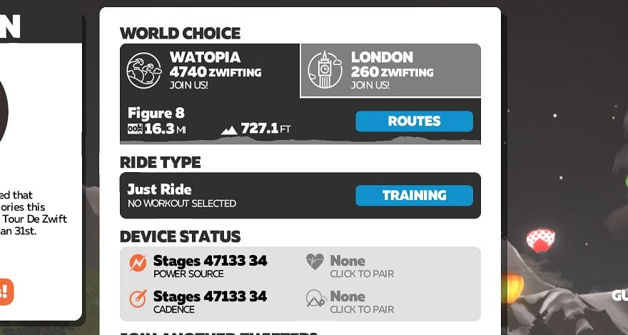 Zwift Finally Rolls Out World Choice…Sorta  | DC Rainmaker
