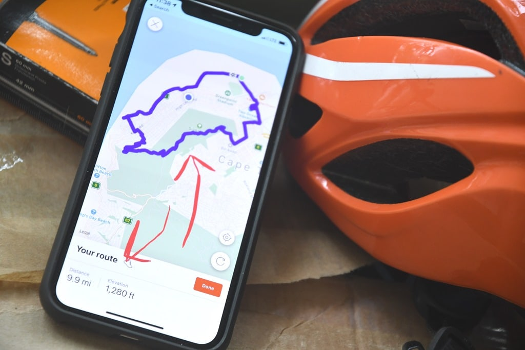 Strava rolls out new finger-dragging route creation feature