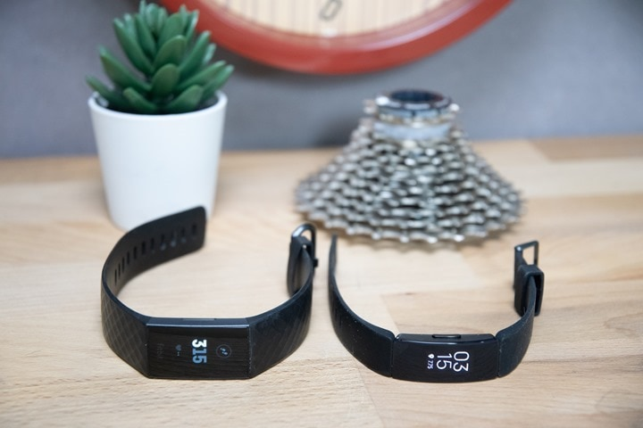 Fitbit Spo2 Charge 3