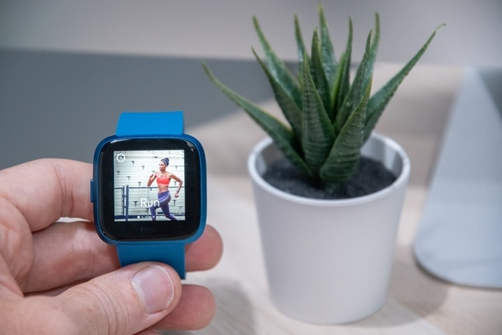 Fitbit-Versa-Lite-Running-Mode