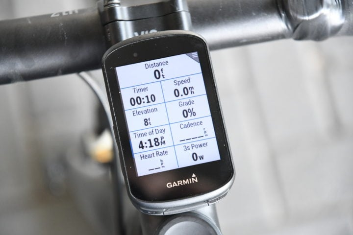 Garmin Edge 830 Cycling GPS In-Depth Review   DC Rainmaker