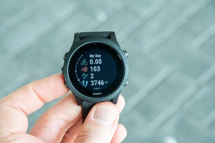 Garmin Forerunner 945 Multisport Watch In-Depth Review   DC