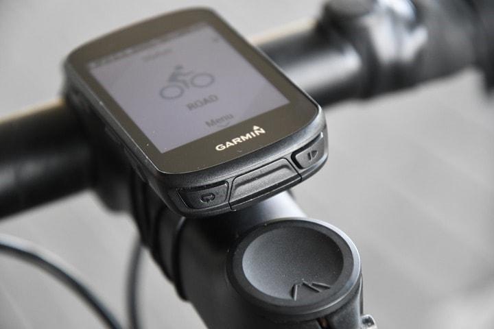 Garmin-Edge530-Front-Buttons